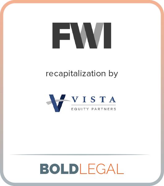 FWI recapitalization by Vista