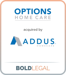 Options Home Care acquired by Addus