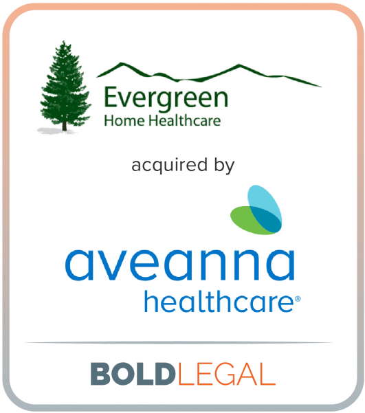 Evergreen Home Health Acquired by Aveanna Healthcare